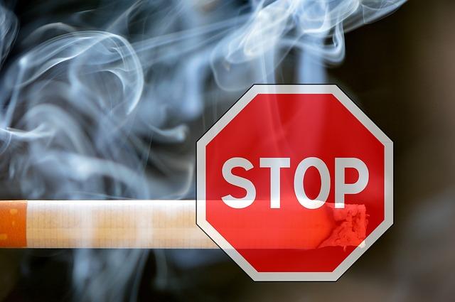 Rook niet